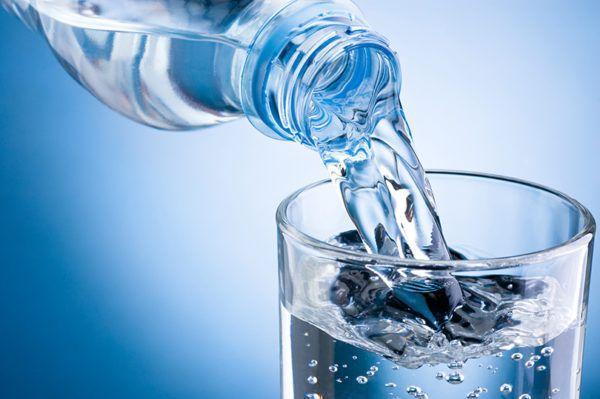 Важно пить достаточное количество воды