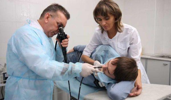 ФГДС проводят только с согласия пациента