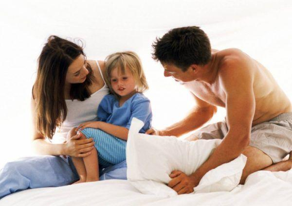 Как лечить энурез у детей