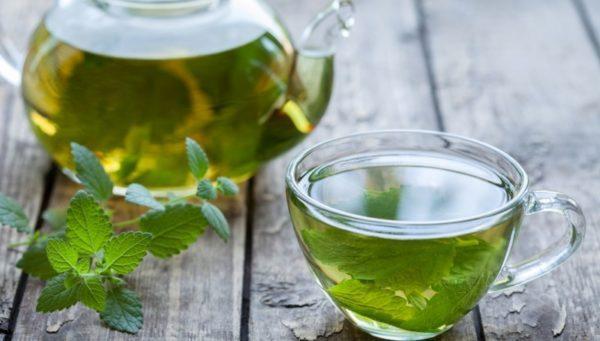 Мелиссовый чай