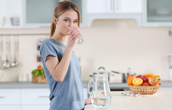 Пить воду можно за 5 часов до процедуры