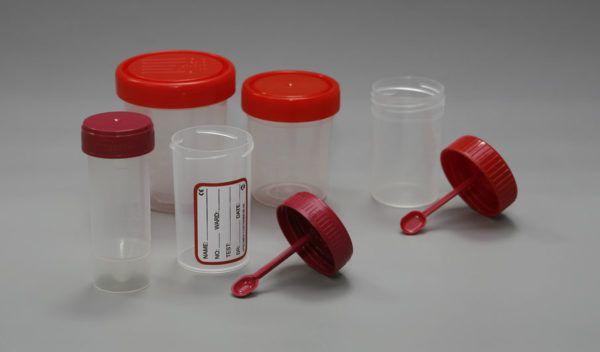 Специальные контейнеры с ложечкой обеспечат удобство и простоту взятия анализа кала