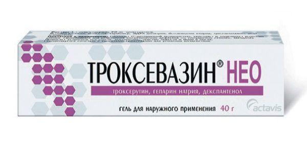 Троксевазин значительно сокращает интенсивность кровотечения и позволяет избежать серьезных осложнений