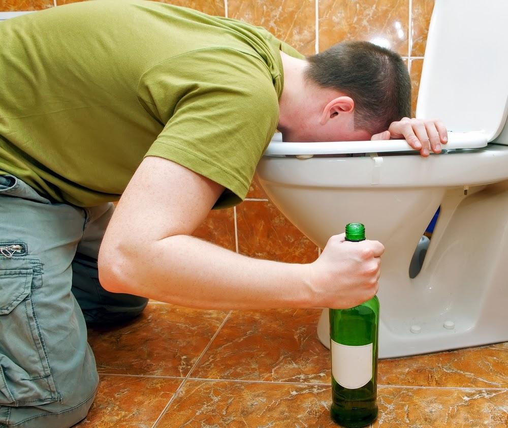 Вызвать рвоту в домашних условиях алкоголику
