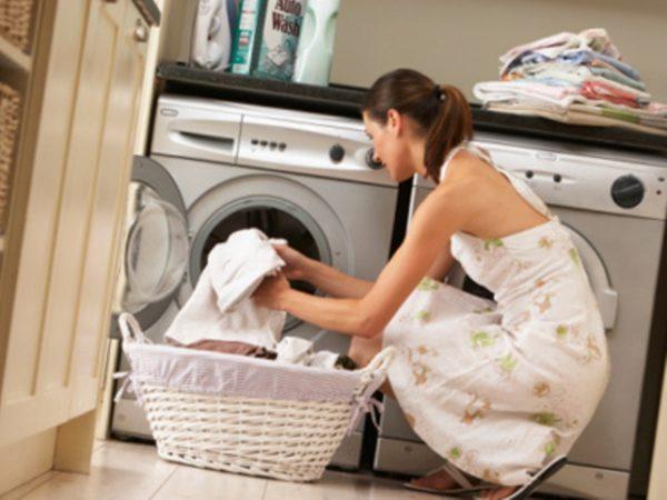 Одежду больного ребенка следует стирать отдельно от остальных вещей