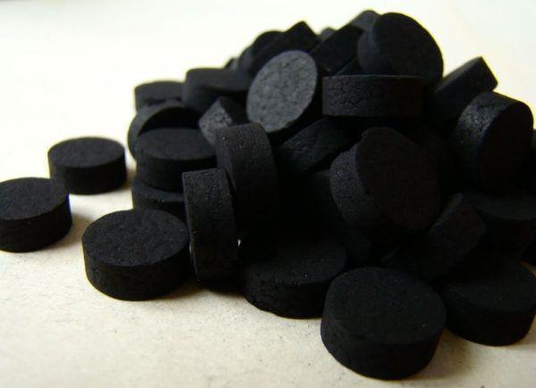 Активированный уголь запрещено пить перед процедурой