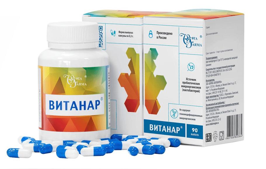Биологически активная добавка Витанар