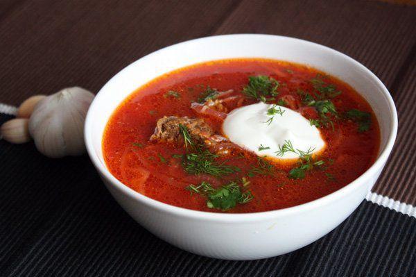 Наваристые супы употреблять не рекомендуется