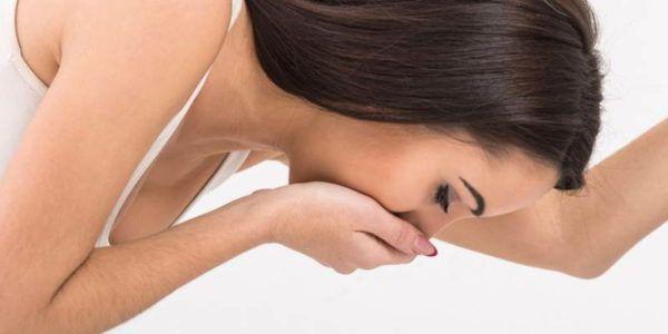 Непроходимость кишечника сопровождается рвотой
