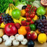 Овощи и фрукты, орехи и ягоды, масло облепихи