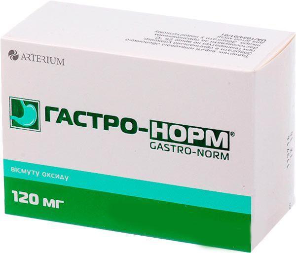 Препарат Гастро-Норм
