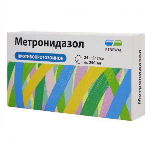 Препарат Метронидазол