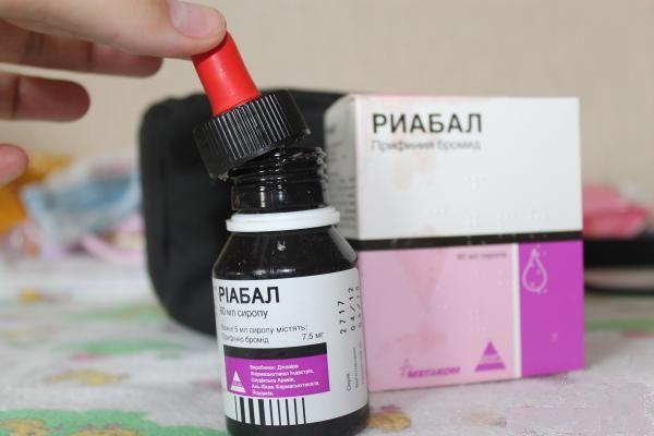 Препарат Риабал