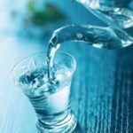 Простая чистая вода