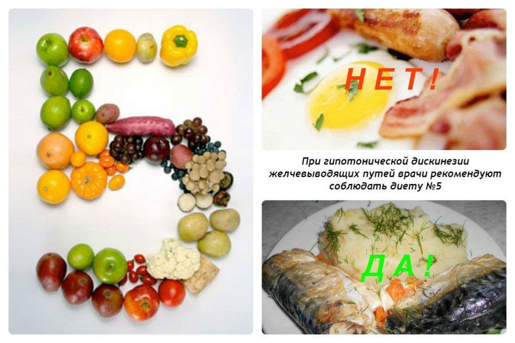 Рекомендации по питанию при ДЖВП у взрослых