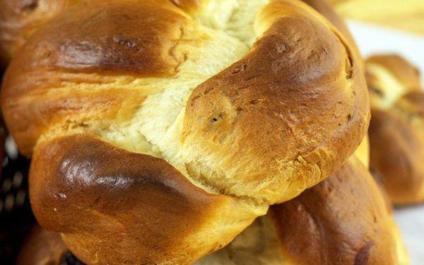 Сдоба и хлеб