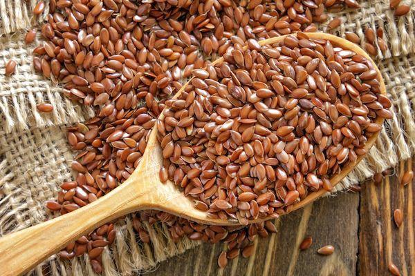 Семена льна заставляют пищеварительный тракт вырабатывать свой иммунитет