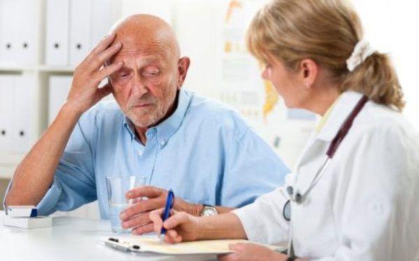 У пожилых пациентов могут наблюдаться нарушения работы сердечно-сосудистой системы