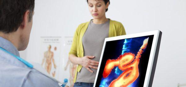 Врач-гастроэнтеролог сможет поставить точный диагноз