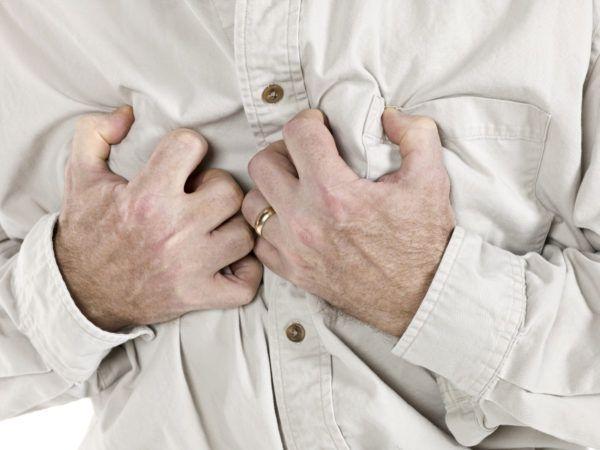 Абдоминальная форма острого инфаркта миокарда