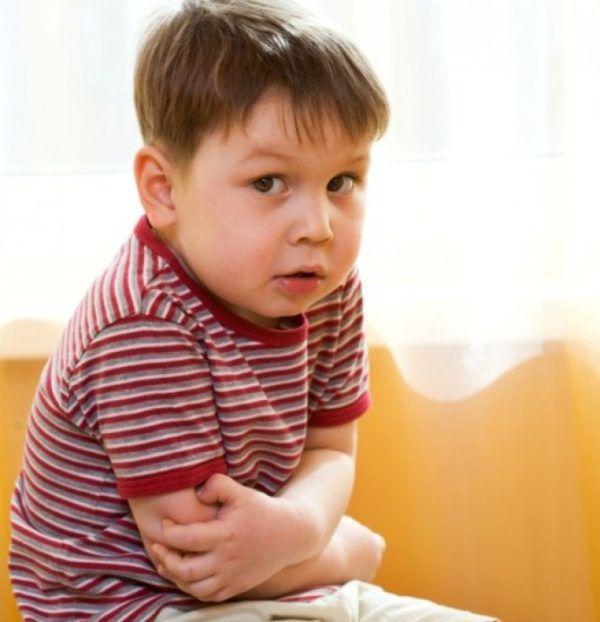 По каким причинам искомый патологический процесс развивается у детей