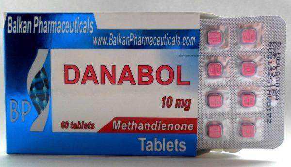 Данабол может применяться только с большой осторожностью