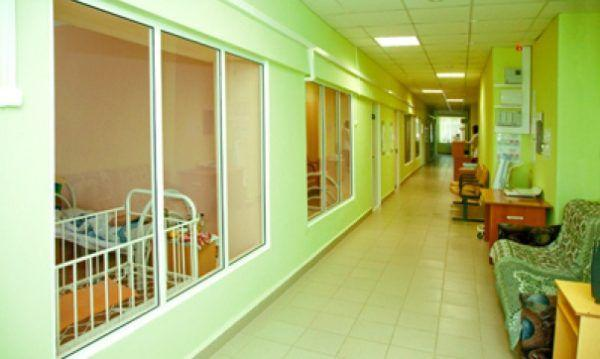 Детское инфекционное отделение