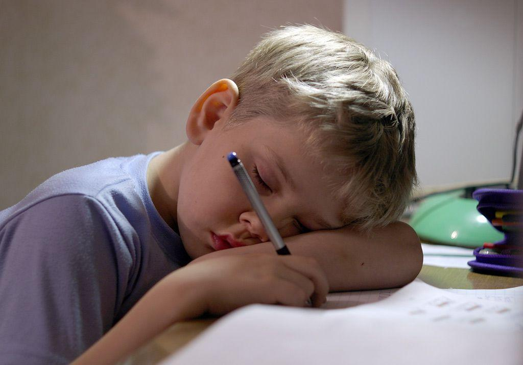 Детям тяжело учиться, теряется интерес к жизни