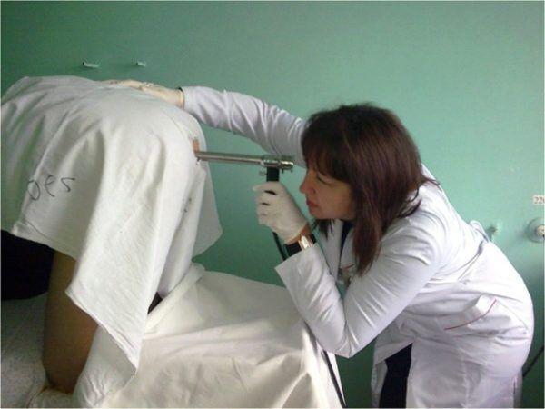 Диагностика сфинктерита