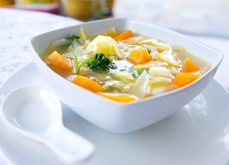 диетические блюда для похудения из капусты