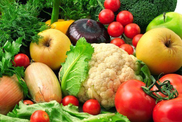 Ешьте больше бобовых, продуктов из цельного зерна, семечек, овощей и фруктов