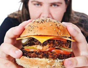 Горечь от излишне жирных или тяжелых блюд, при переедании