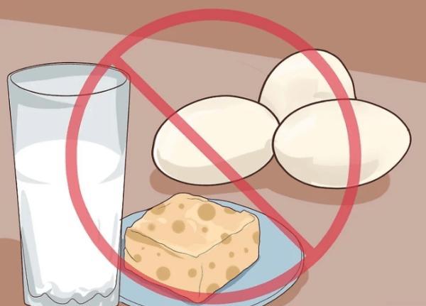 Избегайте употребления продуктов, которые вызывают обострение СРК или диарею.