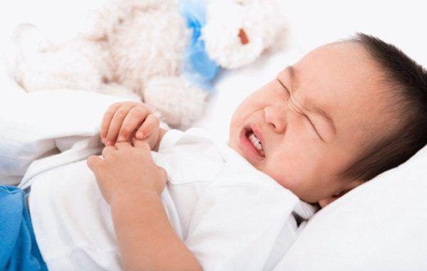 Кишечный грипп у детей протекает очень тяжело