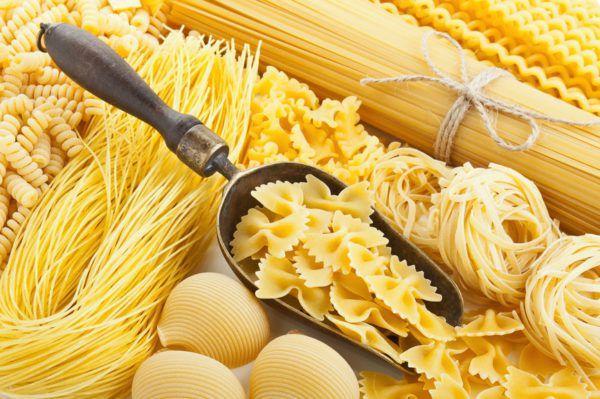 Макаронные изделия лапша из твердых сортов пшеницы