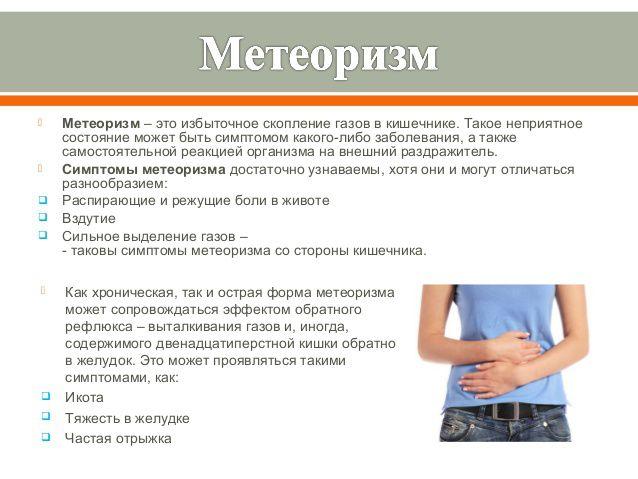 Диета беременным газообразование
