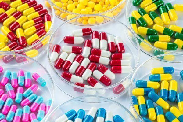Многие препараты нарушают кислотно-щелочной баланс