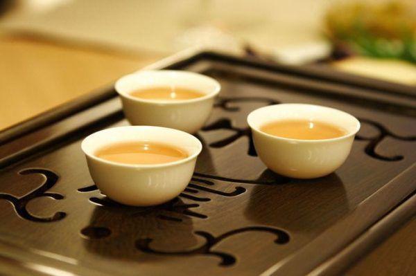 Можно пить некрепкий чай