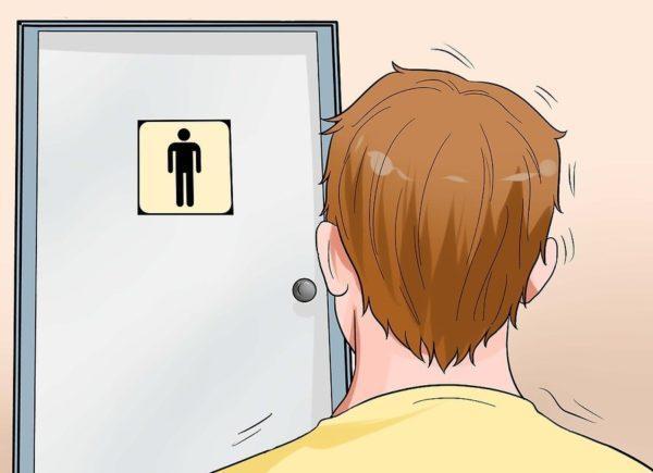 Не откладывайте посещение туалета