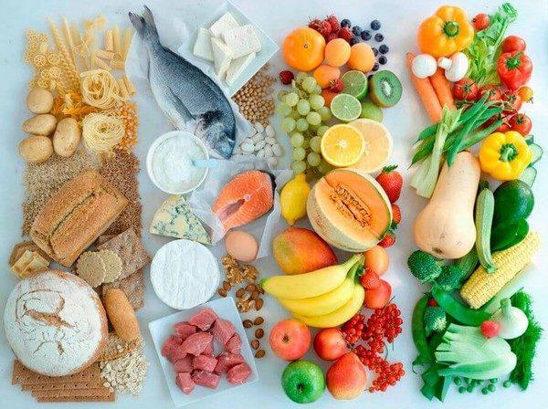 Не переедайте, выбирайте здоровые продукты