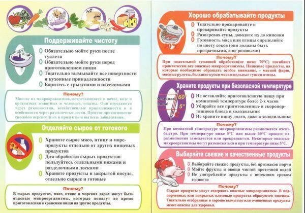 Острые кишечные инфекции – заболевания, которые легче предупредить, чем лечить