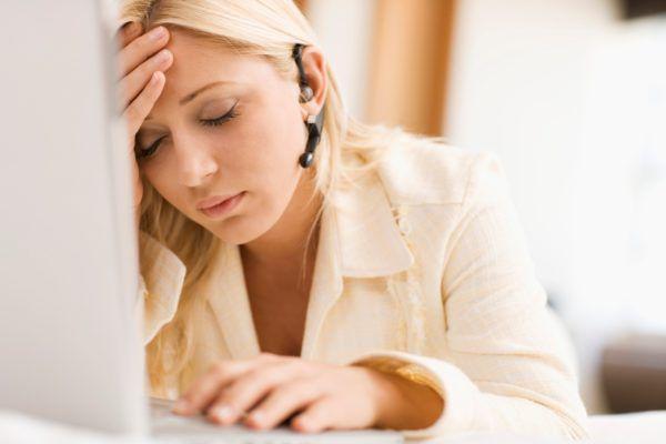 Отсутствие аппетита из-за стрессов
