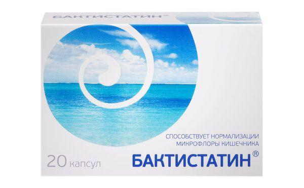 Препарат Бактистатин