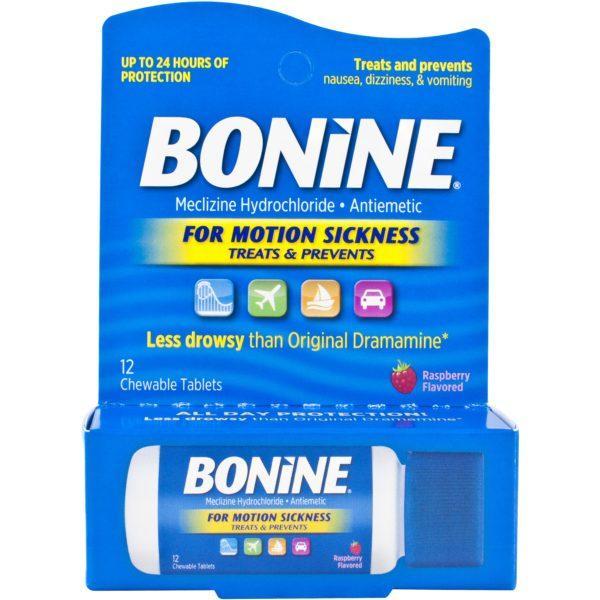 Препарат Бонин можно применять для купирования неприятного симптома без учета его этимологии