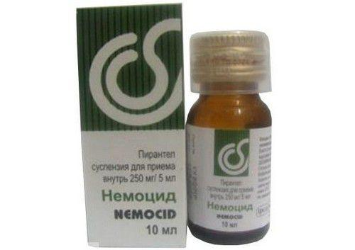 Препарат Немоцид