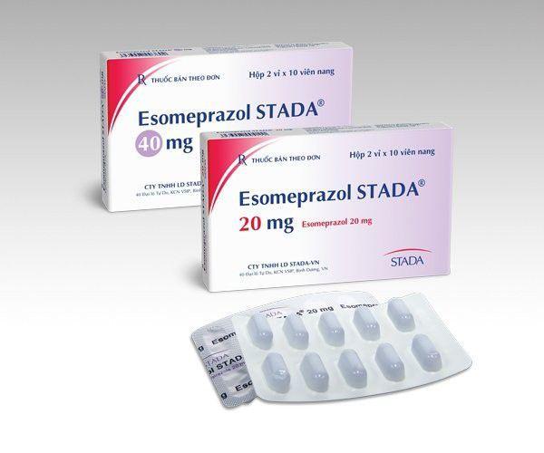 Препарат Эзомепразол считается на сегодня самым мощным блокатором водородной помпы