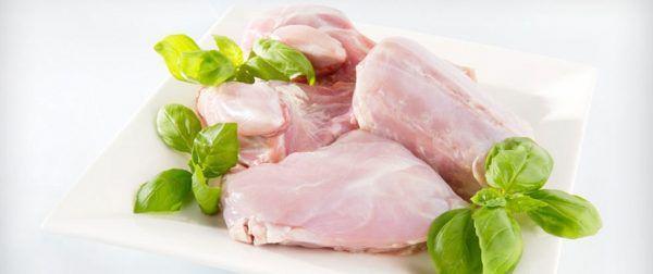 При панкреатите можно есть мясо кролика