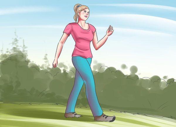 При единичных стрессовых ситуациях может помочь неспешная прогулка в парке или лесном массиве