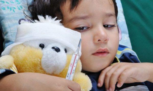 Рвота и температура у ребенка