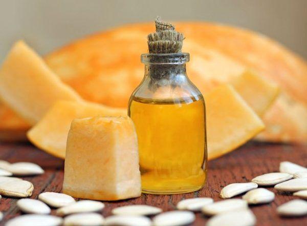 Семена тыквы с маслом